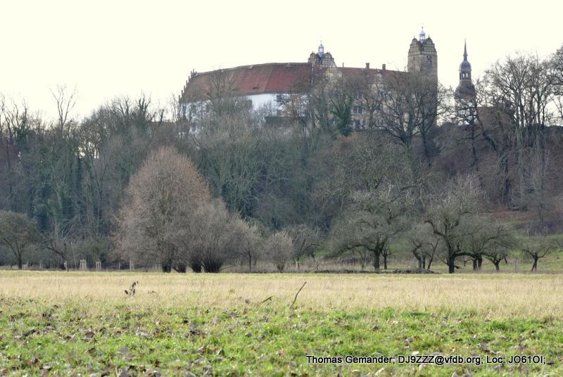 Schloß von Strehla Castle of Strehla